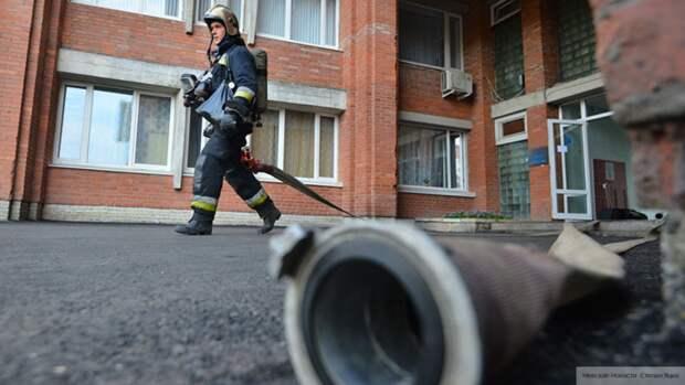 Машину директора управляющей компании сожгли в Кирове