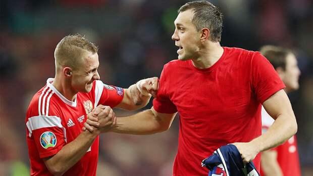 Черчесов объяснил выход Баринова правым защитником: «Это игрок, который может быть полезен на нескольких позициях»