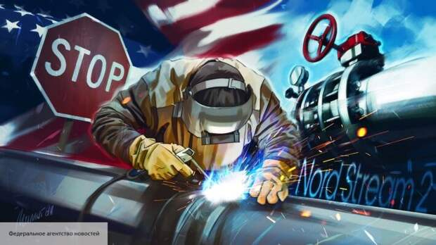 Закрыть «Северный поток-2» невозможно:Ищенко пояснил, почему России не страшны санкции США