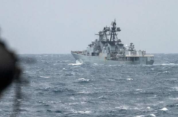 Россияне напомнили британцам о способности «ржавого» ВМФ РФ расширить Ла-Манш
