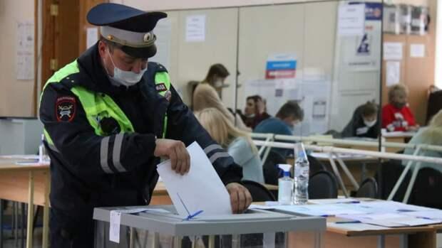Глава ЦИК России призвала эффективнее контролировать ситуацию с выборами в Петербурге