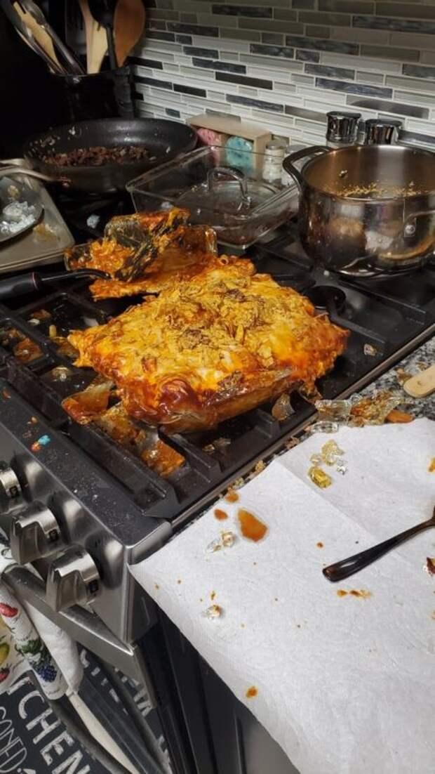22 эпичные неудачи накухне, или Как нерастолстеть отдомашней еды