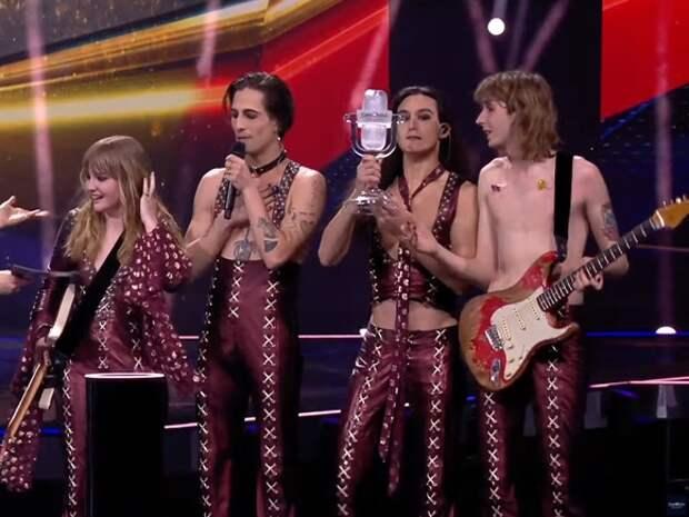 Победителя «Евровидения» заподозрили в употреблении наркотиков