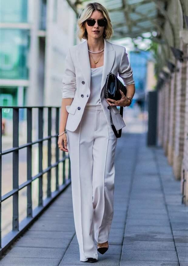 Летний деловой стиль современной женщины