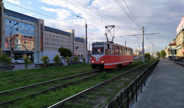 Вмэрии Уфы опровергли прекращение работы трамваев и троллейбусов
