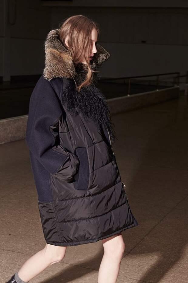 Еще раз о второй жизни курток