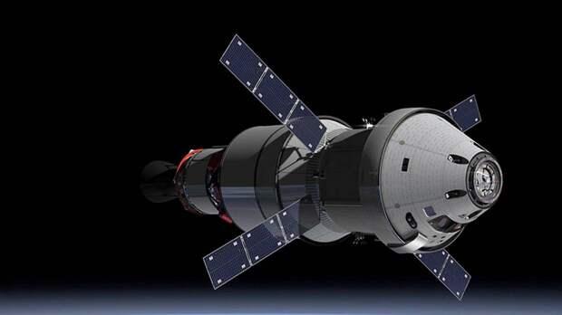 Космический корабль NASA Orion отправится к Луне в феврале 2022 года