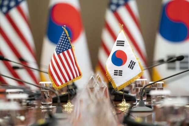 США и Южная Корея хотят вместе работать над возобновлением переговоров с КНДР