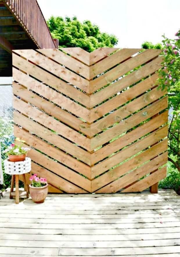 20 гениальных идей садовой мебели своими руками, которые вы определенно захотите повторить