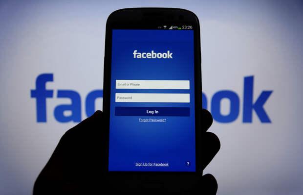 Российские дипломаты обратились к руководству Facebook с жесткими требованиями