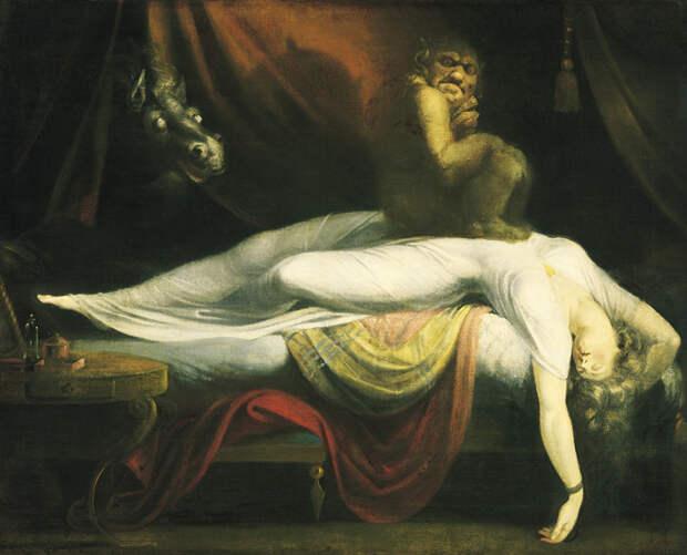Сонный паралич: самая страшная вещь, которая может произойти ночью