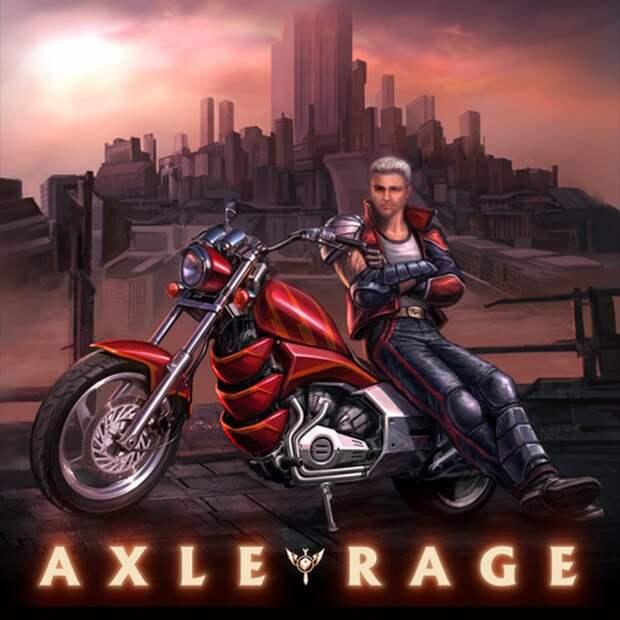 Axle Rage