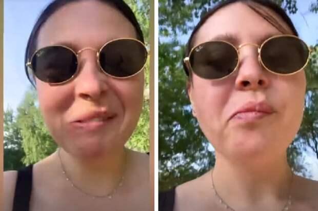 Телеведущая Светлана Курицына стала жертвой косметологов