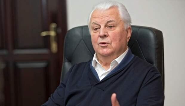 Кравчук надеется на помощь России в восстановлении Донбасса