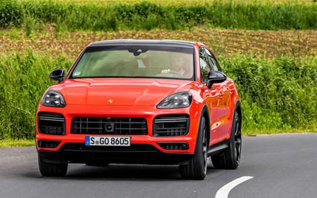 Самый дорогой Porsche Cayenne — тест-драйв «За рулем»