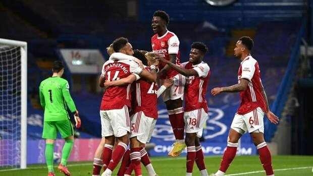 «Арсенал» обыграл «Челси»