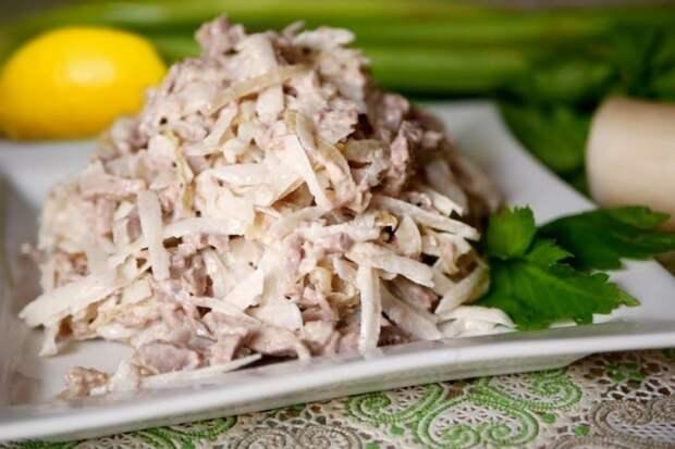 Вкуснейший советский салат, о котором мало кто помнит — и зря