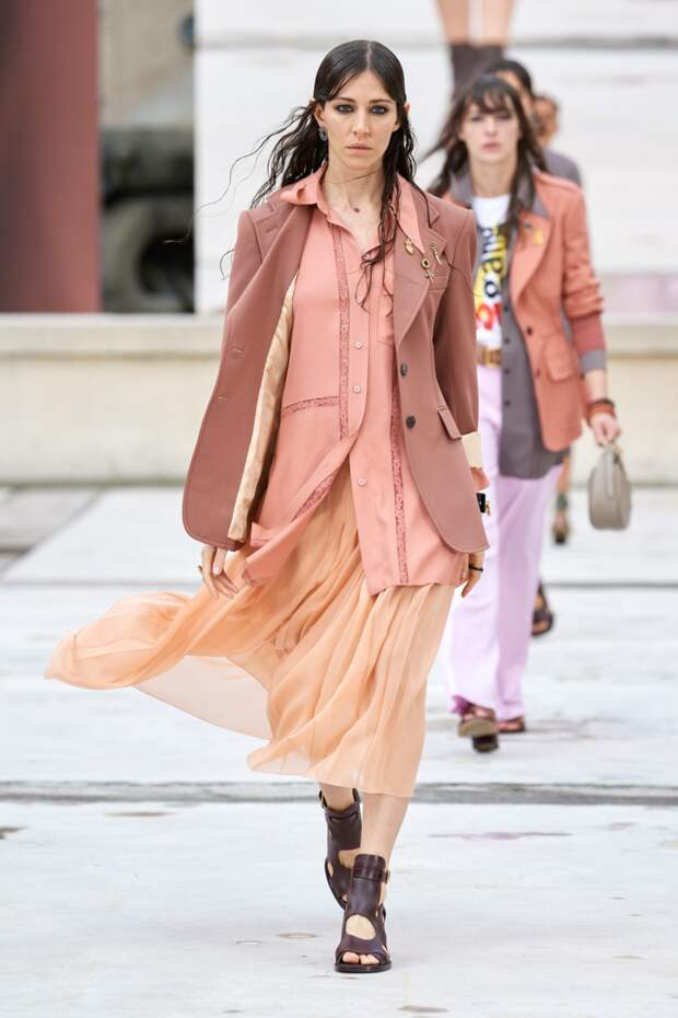 Самые комфортные тренды с модных коллекций весна 2021