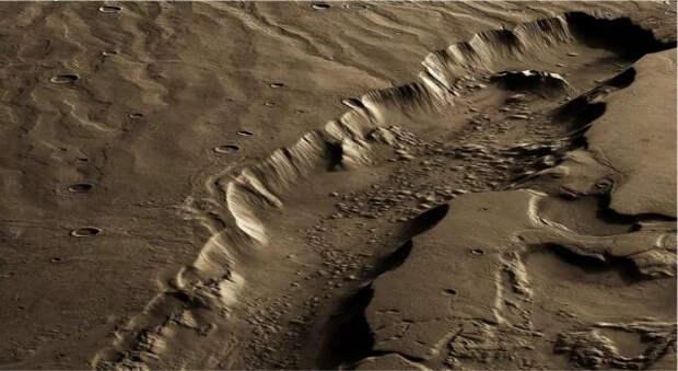 Самое подходящее место для жизни на Марсе находится глубоко под поверхностью Марс, Колонизация Марса, Космонавтика