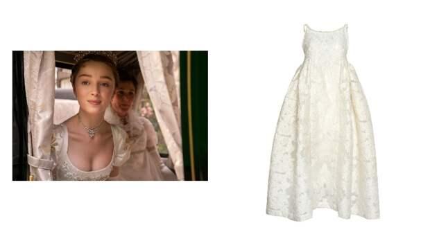 """Самые красивые платья в стиле сериала """"Бриджертоны"""""""