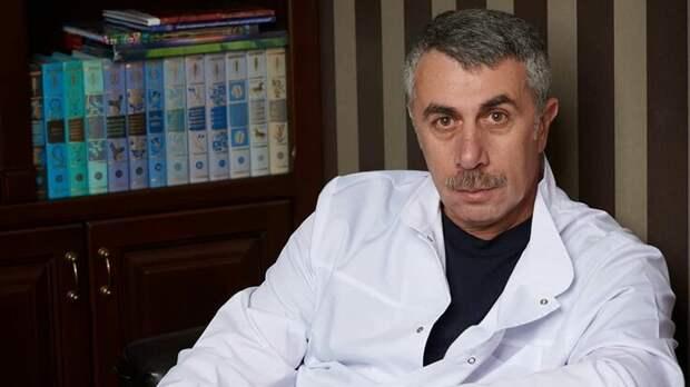 Доктор Комаровский развеял самые популярные мифы о пневмонии и ее лечении