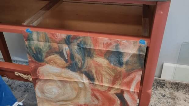 Потрясающая переделка старого комода: просто, стильно и со вкусом