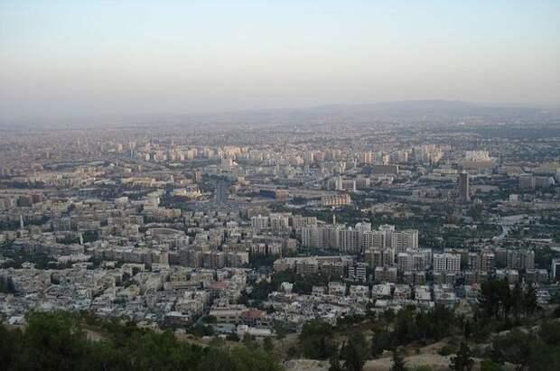 Израиль нанес авиаудары по Сирии