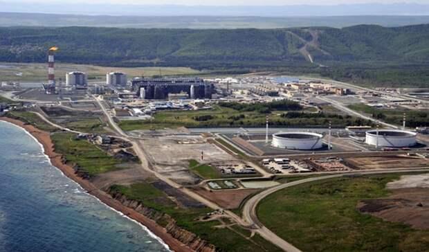 Рекордное количество СПГ произвела Sakhalin Energy в2020 году
