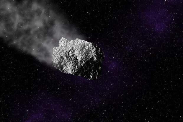Астероид размером больше пирамиды Хеопса приближается к Земле
