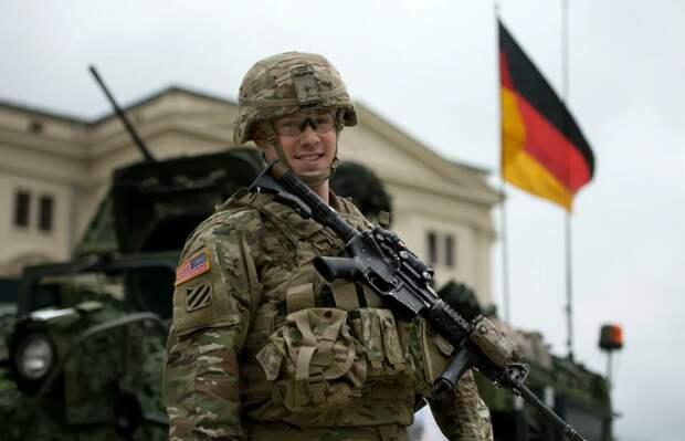 Трамп выводит часть американских войск из Германии