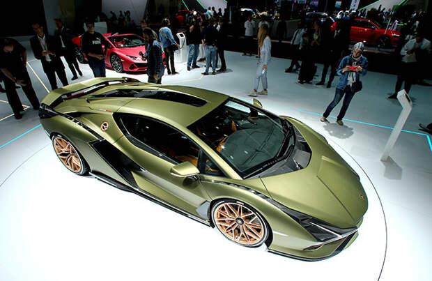 Все продано — Lamborghini объявила о выполнении плана продаж почти до конца года