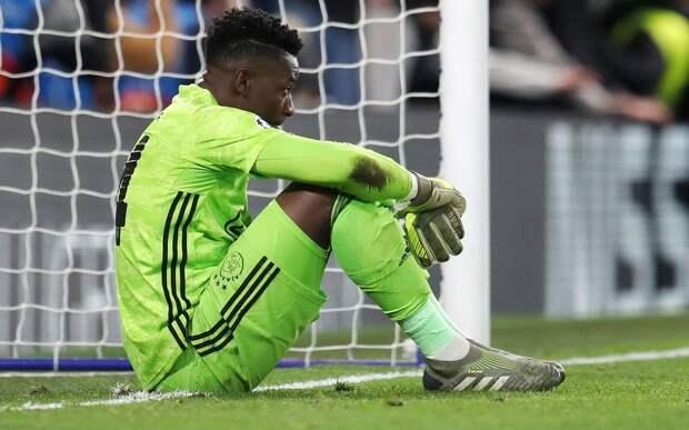 «Арсенал» постарается летом подписать Онану, если ему сократят срок дисквалификации