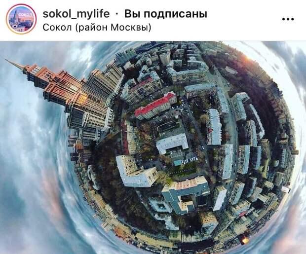 Фото дня: планета Сокол