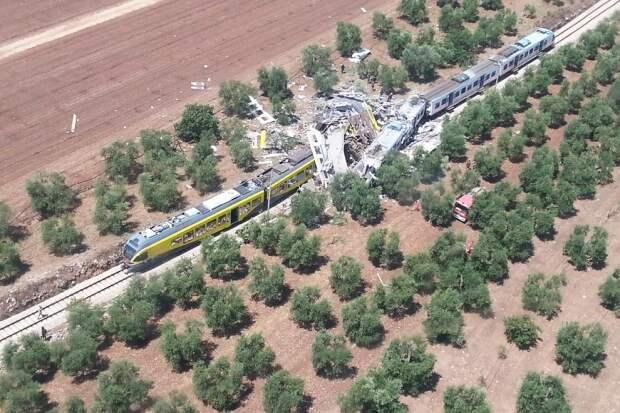 Билет в один конец: крупнейшие катастрофы поездов в мире