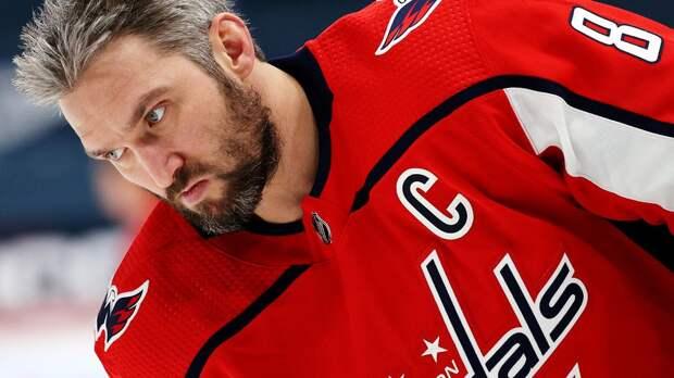 Александр Овечкин признан 2-й звездой дня в НХЛ