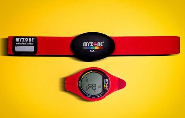 Фитнес-трекер: MyZone MZ-3.