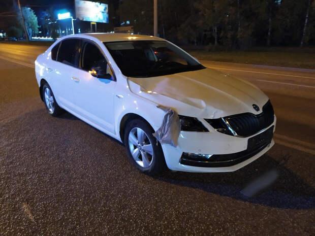 Перебегавшая дорогу пенсионерка погибла под колесами авто в Ижевске