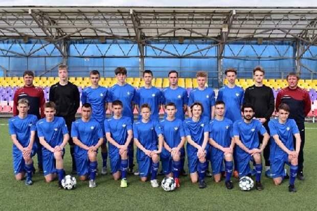 """Команда """"Академии футбола"""" выступает на турнире в Ессентуках"""