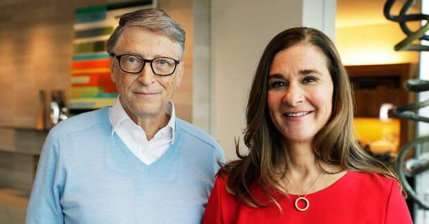 Билл и Мелинда Гейтс объявили о разводе спустя 27 лет брака