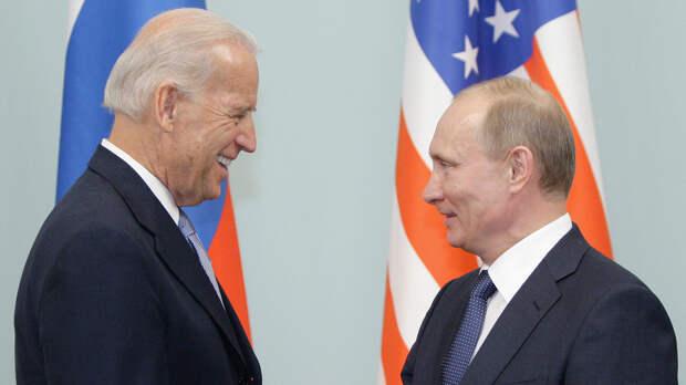 В Госдепе уточнили, о чем Байден собирается поговорить с Путиным