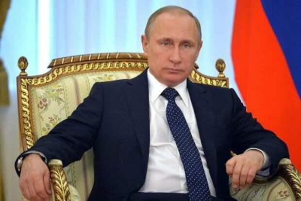 Путин обвинил Запад в организации переворота на Украине в 2014 году