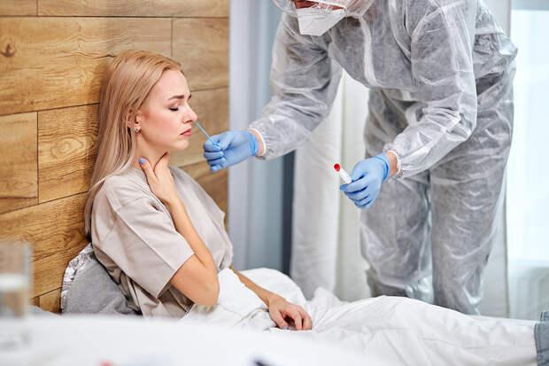 Препарат от пневмонии при COVID-19 зарегистрировали в России