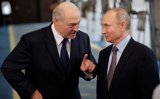 Обсудили Украину в контексте НАТО - Путин поговорил с Лукашенко
