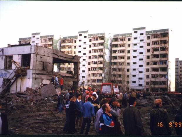 Террористический акт в Волгодонске 16 сентября 1999 года.