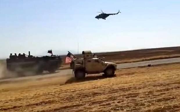 «Будем защищаться»: Пентагон выступил с предупреждением России после стычки в Сирии