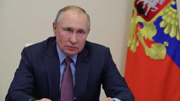 """""""Люди требуют перемен"""": Путин оценил будущее выборов в Госдуму"""