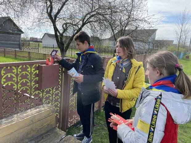 Мероприятия, посвященные Дню Победы, прошли на Могилевщине.