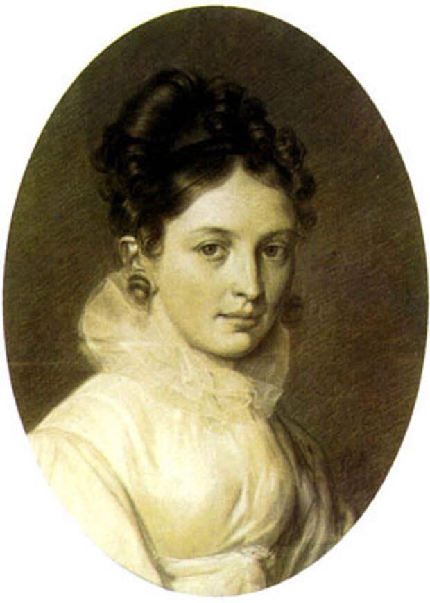 Екатерина Бакунина.