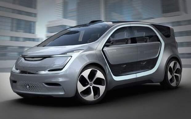 Chrysler Portal: семейные ценности нового мира