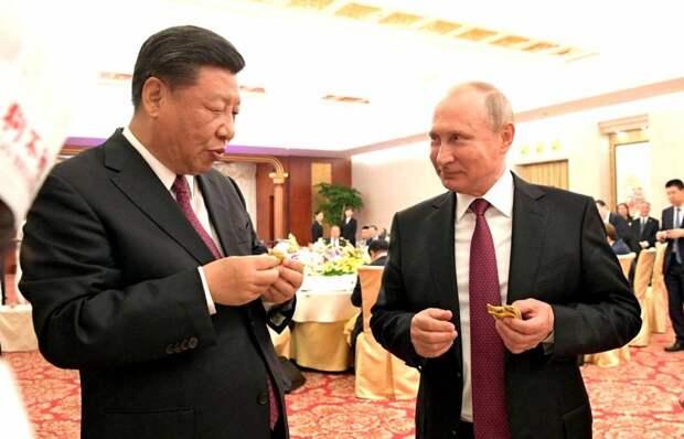 Ставка России на дружбу с Китаем оказалась верна